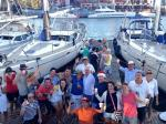 christmas eve dockside drinks capetown
