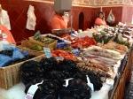 Fish market, Saint Tropez