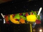 Fruit platter LUSH style
