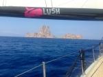 Stunning scenery, Ibiza