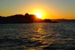Sunset Corsica